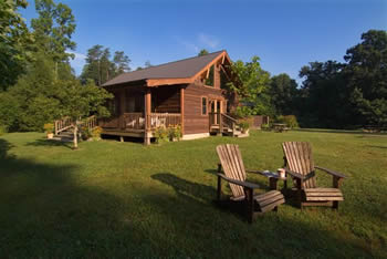 Win a free cabin stay