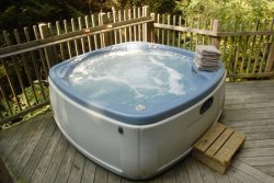 Hot Tub - Over the Hill